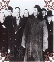 十二:中共中央抵达北平
