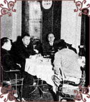 十三:国民党谈判代表团抵达北平