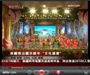 """西藏推出藏历新年""""文化盛宴"""""""